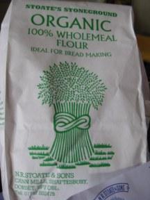 Cann Mills' flour has arrived! 1