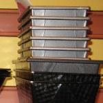 Tins versus baskets - proofing sourdough bread 1