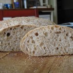 Seventh from The Italian Bread Project - Sourdough pane di Genzano 1