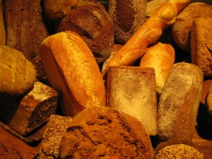 Deep in the land of bread.... 5