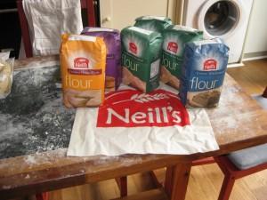 Neill's flour Belfast