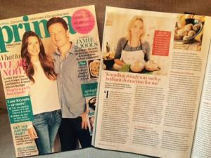 Read about Liz in Prima Magazine