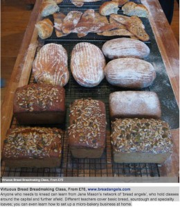 Top 10 holiday gift?  Bread course with us!