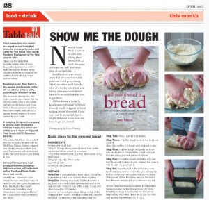 Learn to bake bread in London with Jane Mason from Virtuous Bread