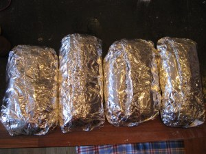 How to store stollen