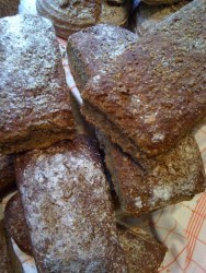 Leicestershire rye bread 1