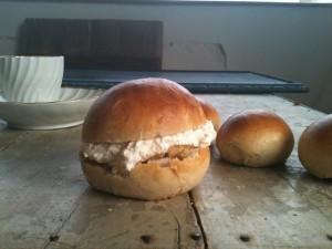 recipe for cream buns
