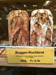 Where do I buy good bread in Zurich