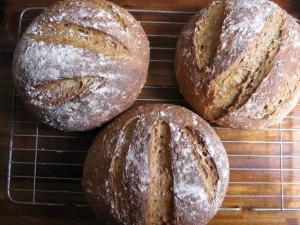 Learn to bake sourdough bread in London