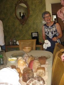 Learn to bake artisan bread