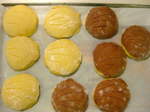 How to make conchas