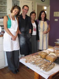 Gift vouchers for bread courses