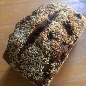 Black bread by Liz Wilson