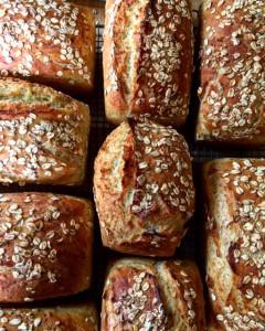 Porridge loaf - 3 stars!