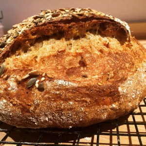 Di Holba's beautiful loaf