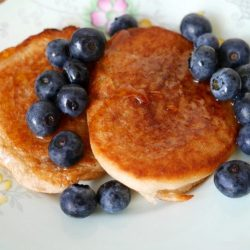 Easy recipe for delicious sourdough pancakes 1