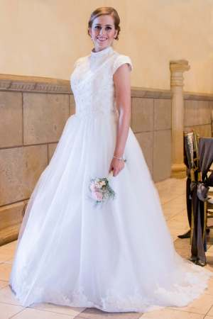 apostolic wedding dress Archives - Virtuous Prom