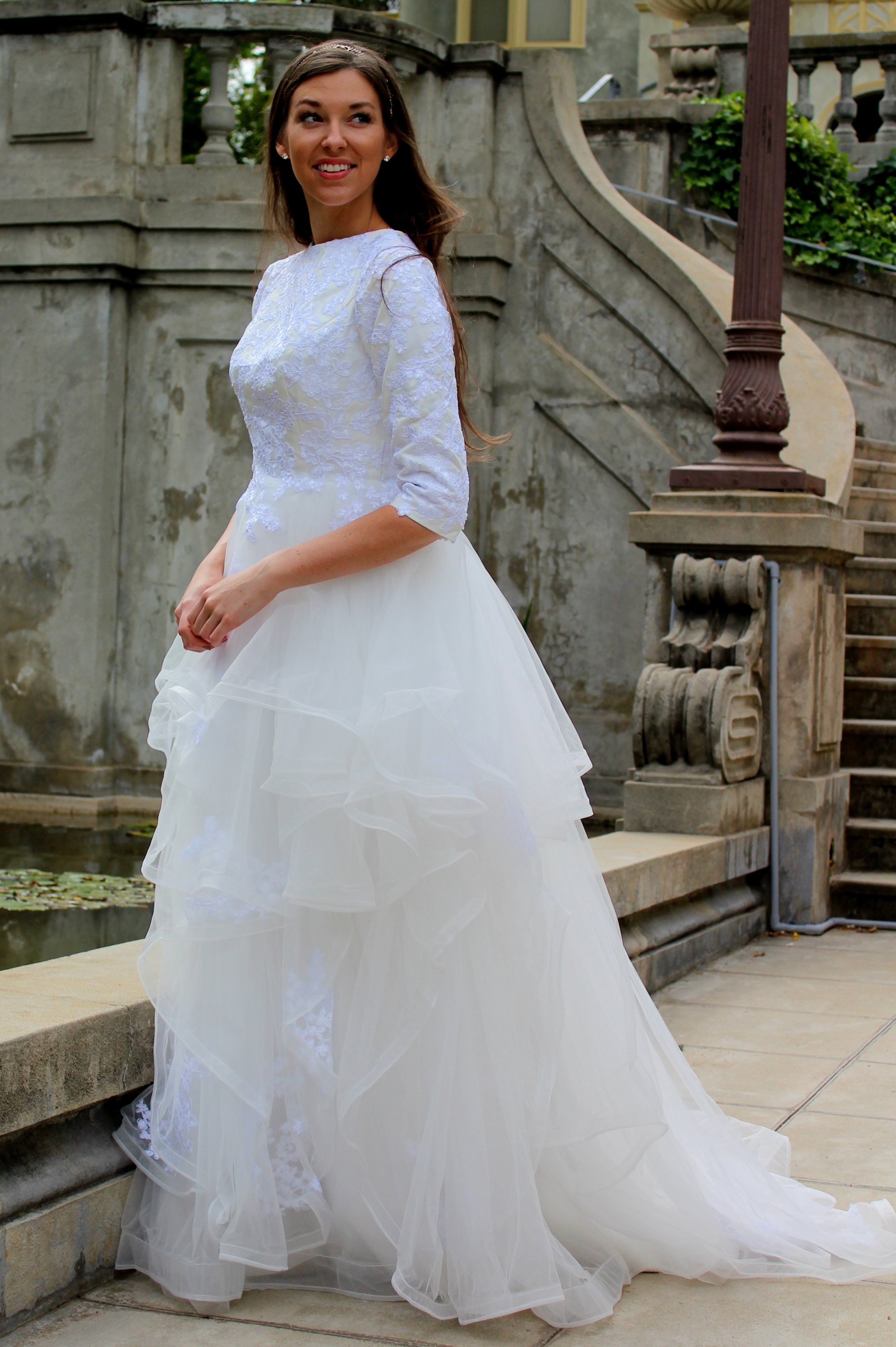 Shoes Wedding Gown