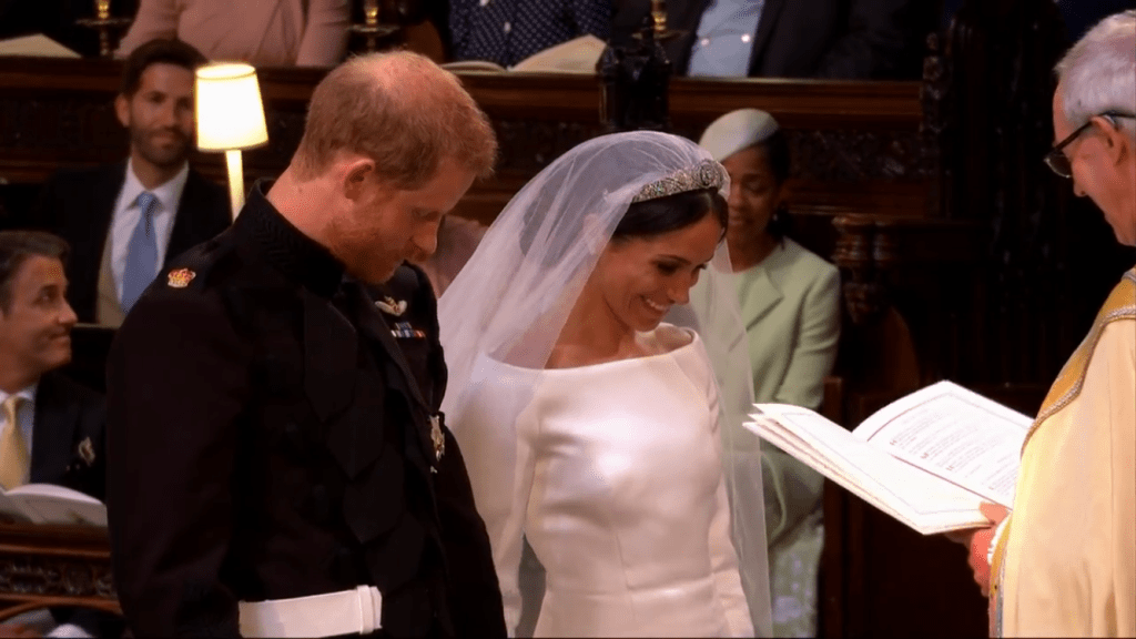 The Royal Couple Was All Smiles