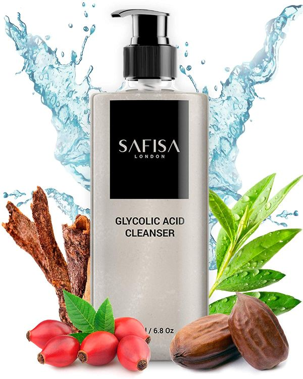 Safisa Glycolic Cleanser