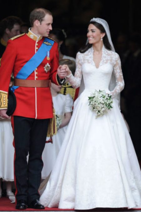 Kate Middleton Modest Wedding Dress