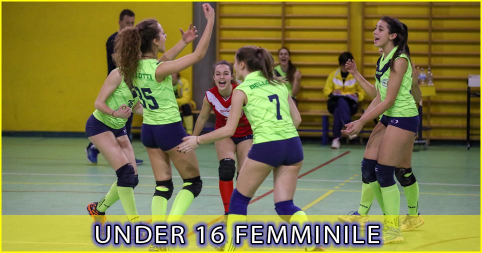 U16-2fase: Cermenate - Valbreggia