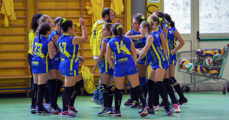 U13f: Cermenate - Union Volley Mariano