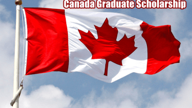 Canada Graduate Scholarship