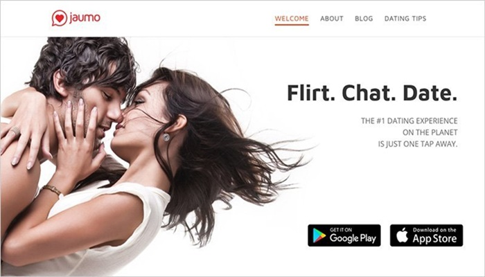Chat Flirt & dating jaumo apk