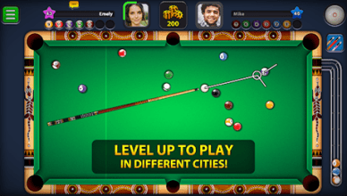 Facebook New 8 Ball Pool