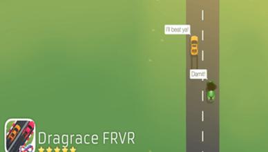Messenger Drag Race FRVR Games