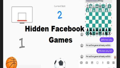 Play All Hidden Facebook Games