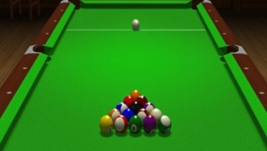 Play Facebook 8 Ball Pool Game