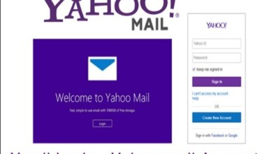 Sign In Yahoo Mail account