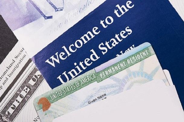 bảo lãnh vợ sang Mỹ bằng thẻ xanh