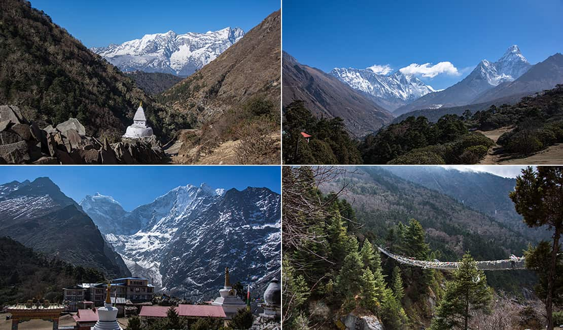 how to how to trek to everest base camp - day 10