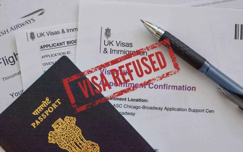 Reasons For Uk Visa Refusal