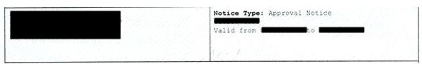 The I-797 for the I-129F approval fiance visa says that there's a 4 month validity for your petition