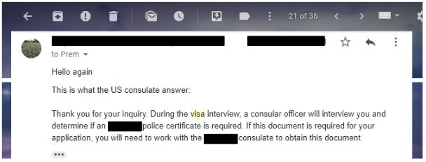 If you're delayed with a Police Clearance, you can ask the US Embassy to waive it during your K-1 visa interview