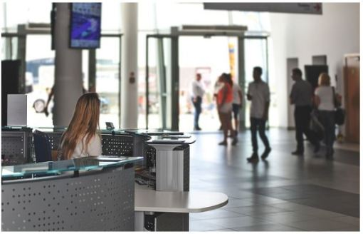 Customs and Border protection check fiance K-1 visa entrants but they usually have no problems during the Port of Entry procedures.