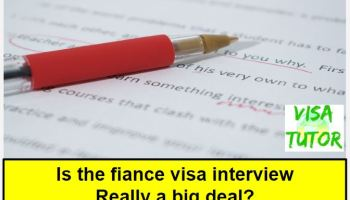 K-1 Visa Interview « Visa Tutor