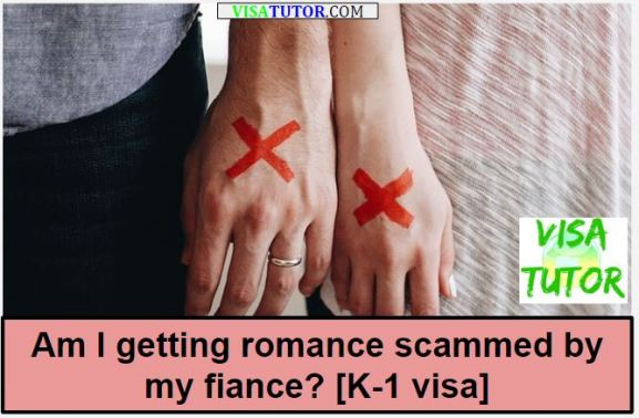 How do you know if it's real love or a fiance visa romance dating scam?