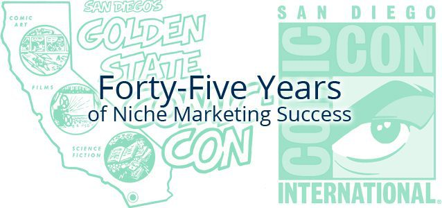 Forty-Five Years of Niche Marketing Success