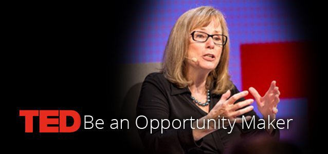 Be an Opportunity Maker