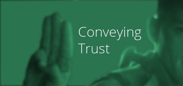 Conveying Trust