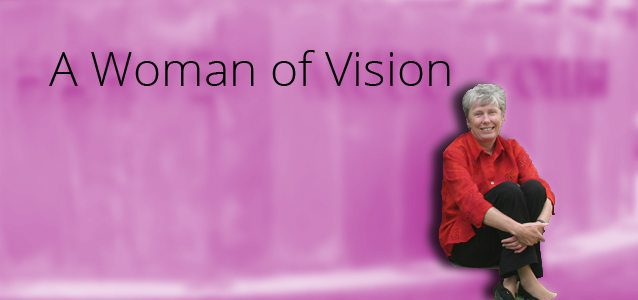 A Woman of Vision