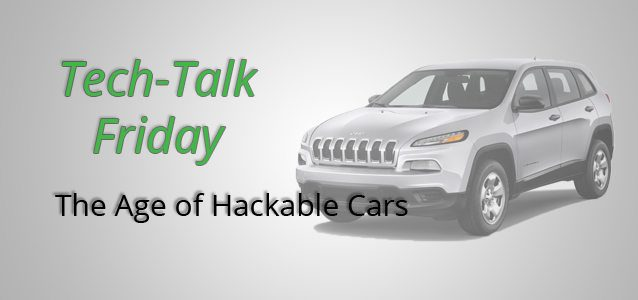 The Age of Hackable Cars