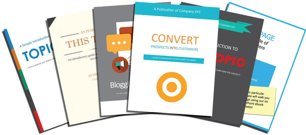 Your templates are on the way visceral concepts 6 free ebook templates maxwellsz