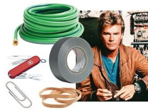 Inbound marketing requires more MacGyver than it does money.