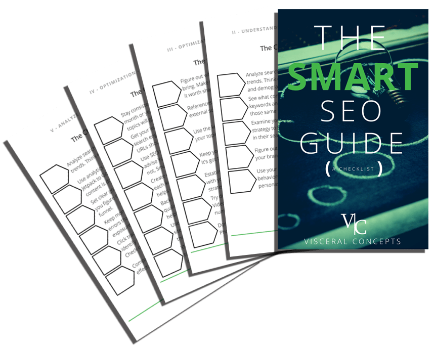 Get the ultimate SEO checklist and improve your search results now!